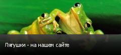 Лягушки - на нашем сайте