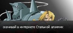 скачивай в интернете Стальной алхимик