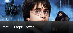 флеш - Гарри Поттер