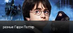 разные Гарри Поттер