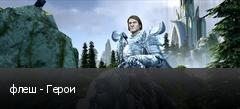 флеш - Герои