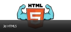 3d HTML5