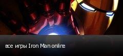 все игры Iron Man online