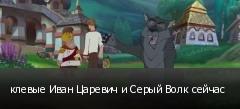 клевые Иван Царевич и Серый Волк сейчас
