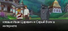 клевые Иван Царевич и Серый Волк в интернете