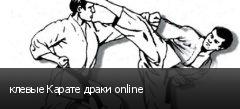 клевые Карате драки online