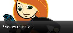flash игры Ким 5 с +