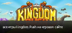 все игры Kingdom Rush на игровом сайте