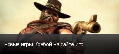 новые игры Ковбой на сайте игр