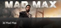 3d Mad Max