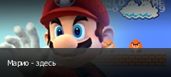 Марио - здесь