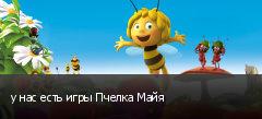 у нас есть игры Пчелка Майя