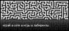 играй в сети в игры в лабиринты