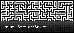Топ игр - бегать в лабиринте
