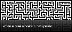 играй в сети в поиск в лабиринте