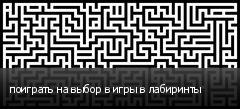поиграть на выбор в игры в лабиринты