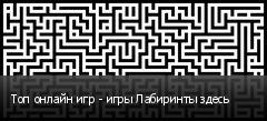 Топ онлайн игр - игры Лабиринты здесь