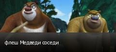 флеш Медведи соседи