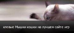 клевые Мышки кошки на лучшем сайте игр