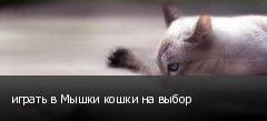 играть в Мышки кошки на выбор