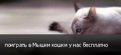 поиграть в Мышки кошки у нас бесплатно
