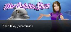 flash Шоу дельфинов