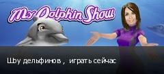 Шоу дельфинов ,  играть сейчас