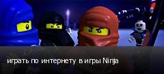 играть по интернету в игры Ninja