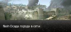 flash Осада города в сети