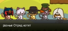 разные Отряд котят
