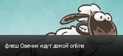 флеш Овечки идут домой online