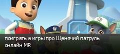 поиграть в игры про Щенячий патруль онлайн MR