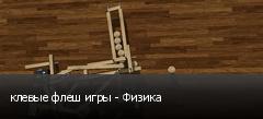 клевые флеш игры - Физика
