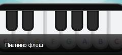 Пианино флеш
