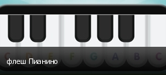флеш Пианино
