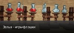 Зелья - игры-флэшки
