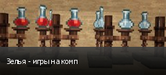 Зелья - игры на комп