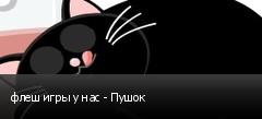 флеш игры у нас - Пушок