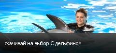 скачивай на выбор С дельфином