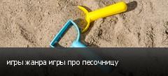игры жанра игры про песочницу