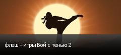 флеш - игры Бой с тенью 2