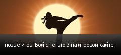 новые игры Бой с тенью 3 на игровом сайте