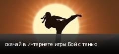 скачай в интернете игры Бой с тенью