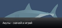 Акулы - скачай и играй