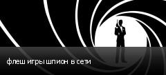 флеш игры шпион в сети