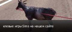 клевые игры Sims на нашем сайте