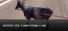 каталог игр- Симуляторы у нас