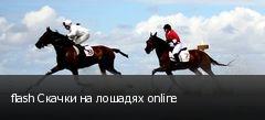 flash Скачки на лошадях online