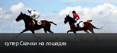 супер Скачки на лошадях