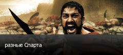 разные Спарта